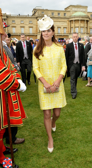 Фото №8 - Гардероб на миллион: самые дорогие наряды герцогини Кейт