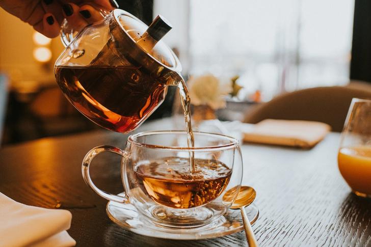 когда ребенку можно чай и кофе