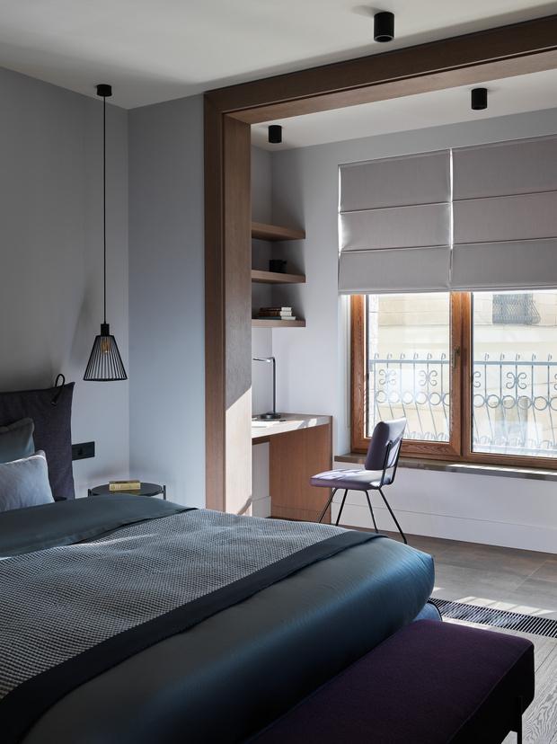 Фото №14 - Квартира 140 м² на Плющихе по проекту Tatiana Alenina design bureau
