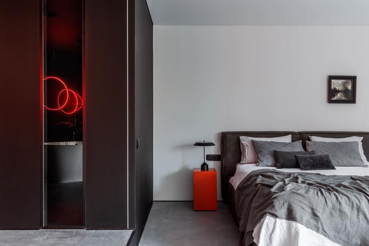 Фото №8 - Квартира с эффектной ванной в Краснодаре 89 м²