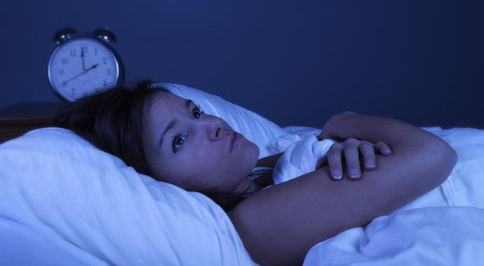«Не работайте в постели»: советы для тех, кто страдает бессонницей