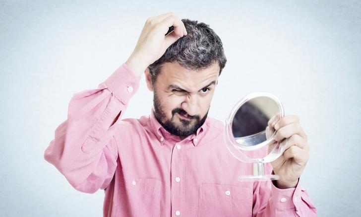Фото №1 - Может ли восстановиться цвет волос после появления седины?