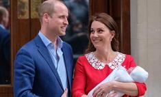 Перепачканный и счастливый: принцу Луи исполнился годик