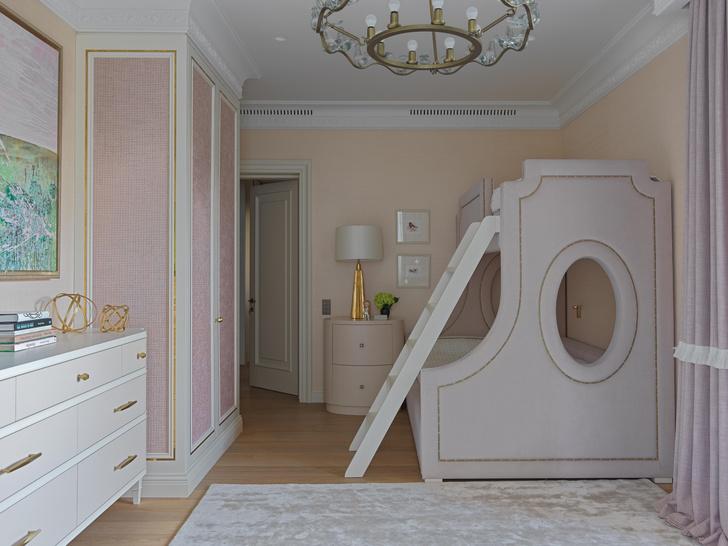 Фото №12 - Американская классика для квартиры в Москве 155 м²