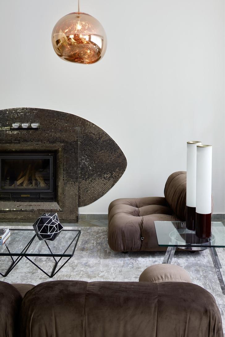 Фото №2 - Съемный дом галериста Кристины Краснянской