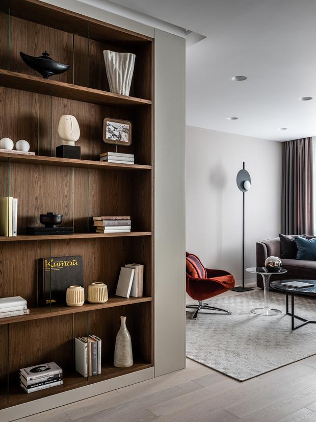 Фото №7 - Лаконичная квартира с черными акцентами