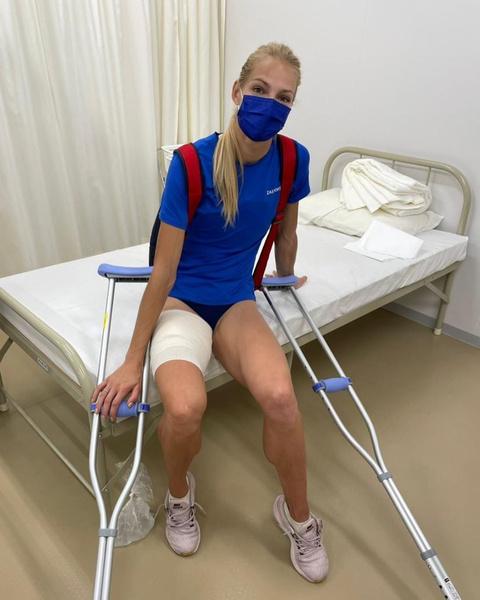 Фото №3 - Вместо медали— инвалидное кресло: почему в России массово критикуют Дарью Клишину, проигравшую Олимпиаду