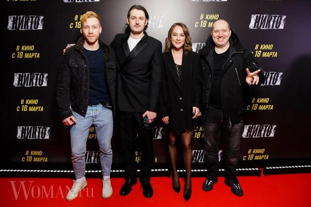 Фото №4 - В клетках и пайетках: Бондарчук, Тарасова и Чаруша на премьере фильма «Никто»