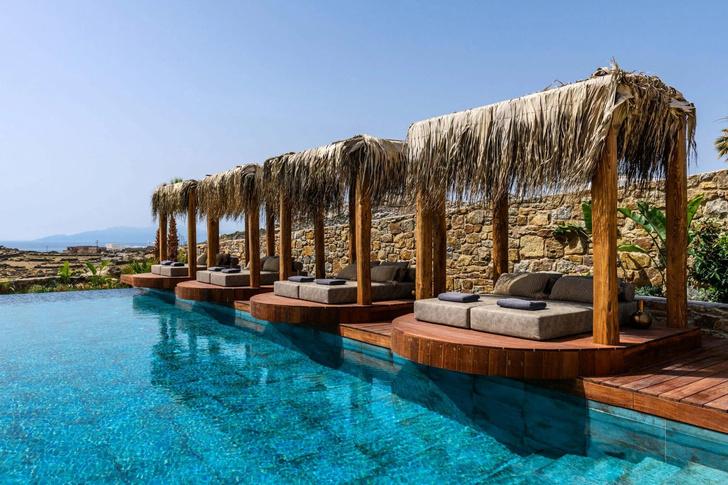 Фото №7 - Отель на Миконосе для спортивной реабилитации