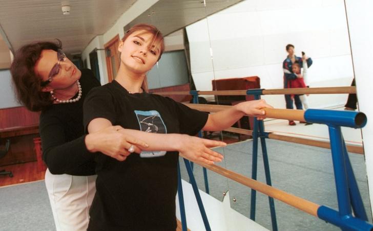 Фото №6 - «Я первой в Ташкенте надела черные чулки и мини»: как Ирина Винер стала королевой гимнастики, морила Алину Кабаеву голодом и дождалась мужа из тюрьмы
