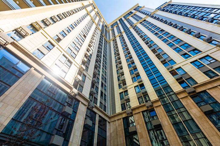 Фото №6 - Квартал апартаментов «Матч Поинт» как синоним «нового Кутузовского проспекта»