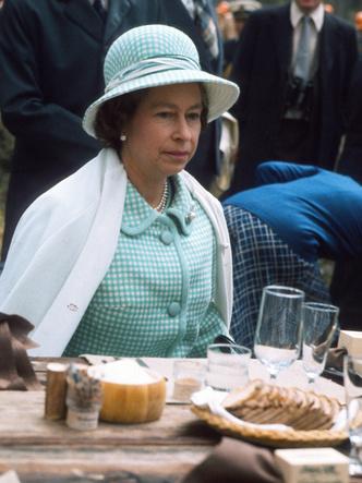 Фото №6 - Как простые люди: самые колоритные фото королевских пикников