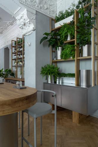 Фото №9 - Ресторан Arkaroom в Санкт-Петербурге