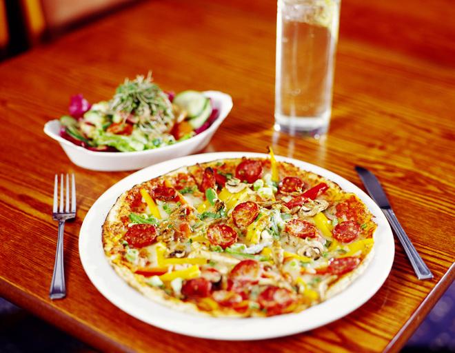 Рецепт пиццы на дрожжах