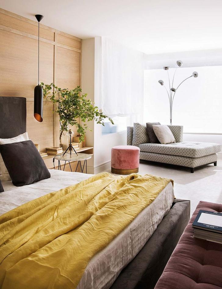 Фото №8 - Многофункциональная спальня: 8 идей для зоны сна