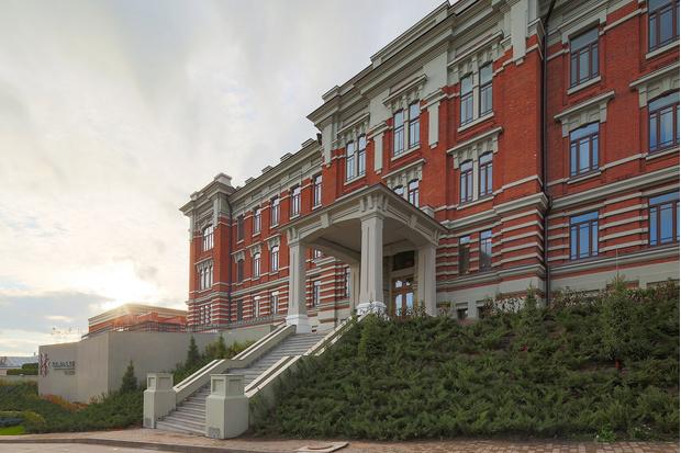 Фото №8 - Готовимся к лету: лучшие дизайнерские отели России и ближнего зарубежья