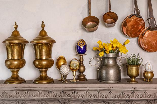 Фото №4 - Пасха 2021: коллекция пасхальных яиц Алексея Бочкова