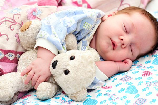 Фото №2 - Мой младенец спит всю ночь