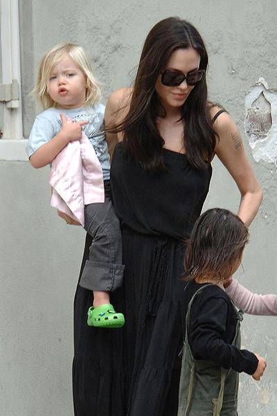 Фото №4 - Что происходит с Шайло Джоли-Питт?