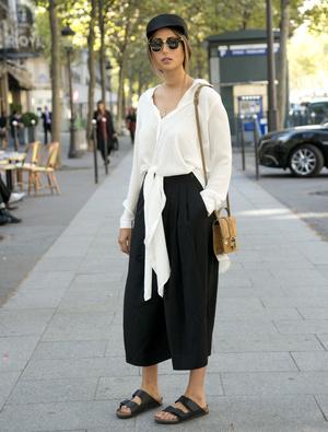 Фото №14 - Биркенштоки в городе: с чем носить самые удобные сандалии