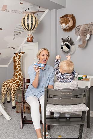 Фото №2 - Как помочь ребенку чувствовать себя в доме комфортнее?