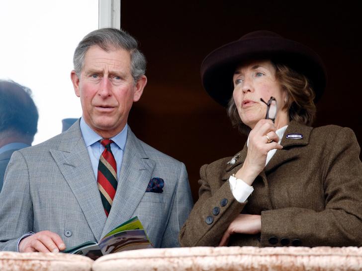 Фото №2 - Крестная Гарри и подруга Елизаветы II: баронесса Селия Вестей и ее роль в королевской семье