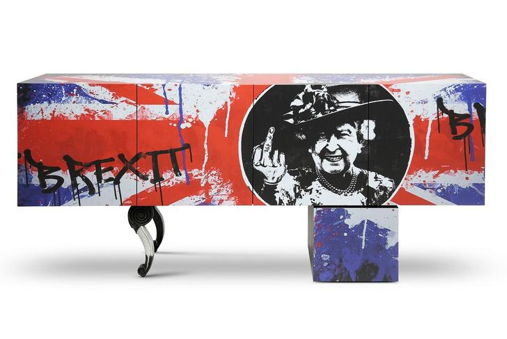 Фото №5 - Модный прием: стрит-арт и граффити