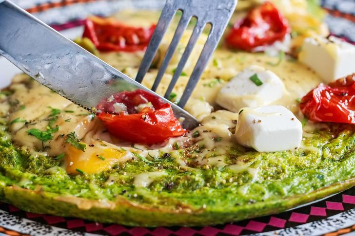 Фото №2 - Классический омлет на сковороде: русский, французский и японский