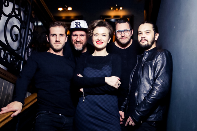Группа Моя Мишель фото
