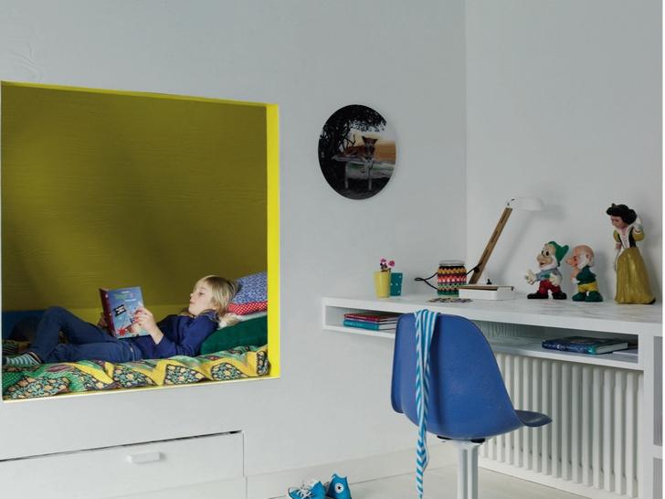 Фото №1 - Дизайн на вырост: декор комнаты подростка