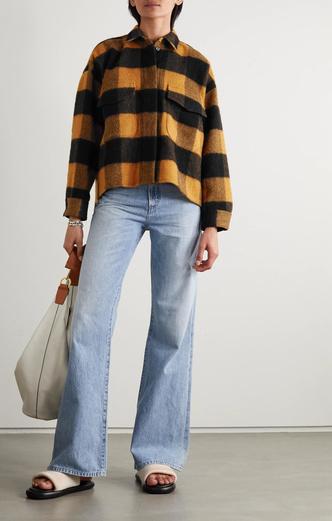 Фото №4 - Самая модная верхняя одежда осени: где искать куртки-рубашки (и с чем их носить)