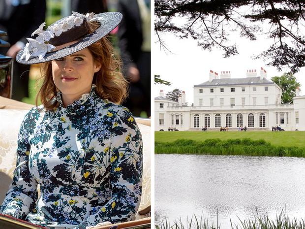 Фото №1 - Новый старый дом: почему принцесса Евгения снова переехала во Фрогмор (теперь уже с сыном)