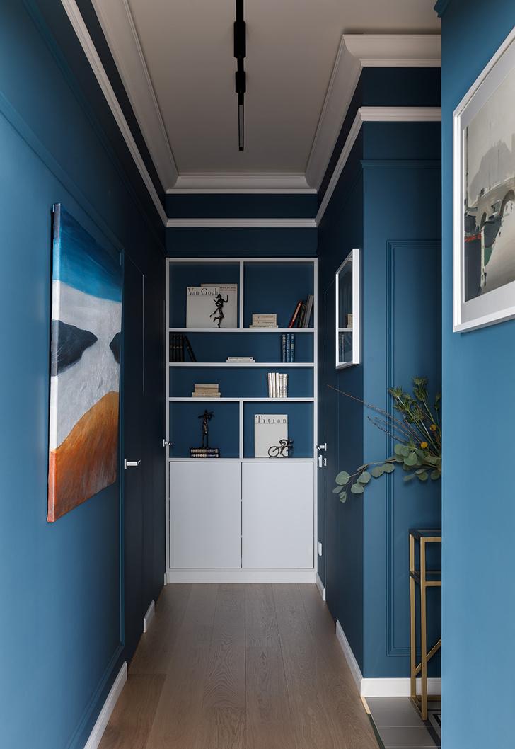 Фото №9 - Квартира для ценителей искусства в Санкт-Петербурге