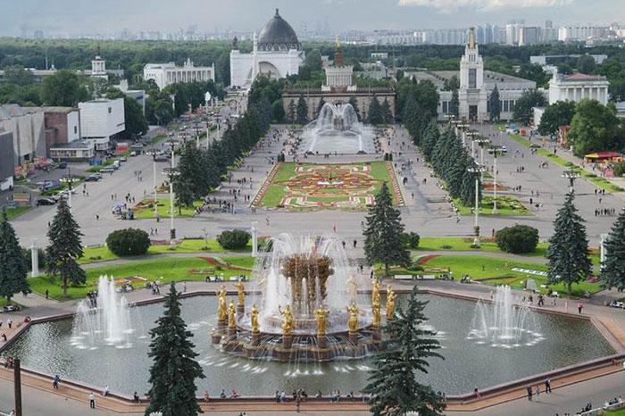 Фото №4 - 13 лучших парков Москвы для семейного отдыха