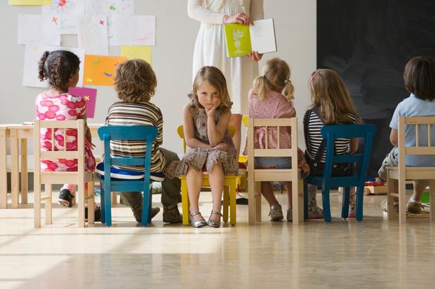 Фото №1 - Как разговаривать с воспитателями?