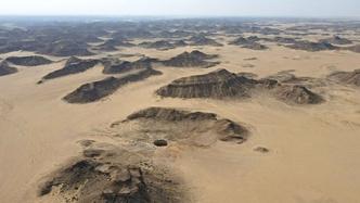 Фото №1 - Спелеологи впервые спустились в Адский колодец в Йемене
