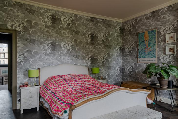 Фото №14 - Исторический особняк в ярких тонах в Бате