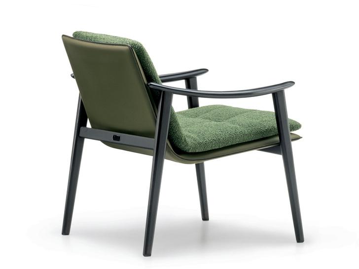 Фото №1 - Вещь месяца: кресло Fynn от Minotti