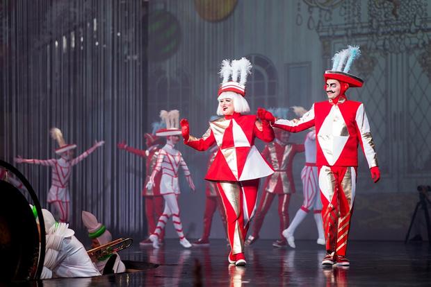 Фото №1 - Куда пойти в новогодние праздники: «Щелкунчик в Зарядье» 2020. Перезагрузка.