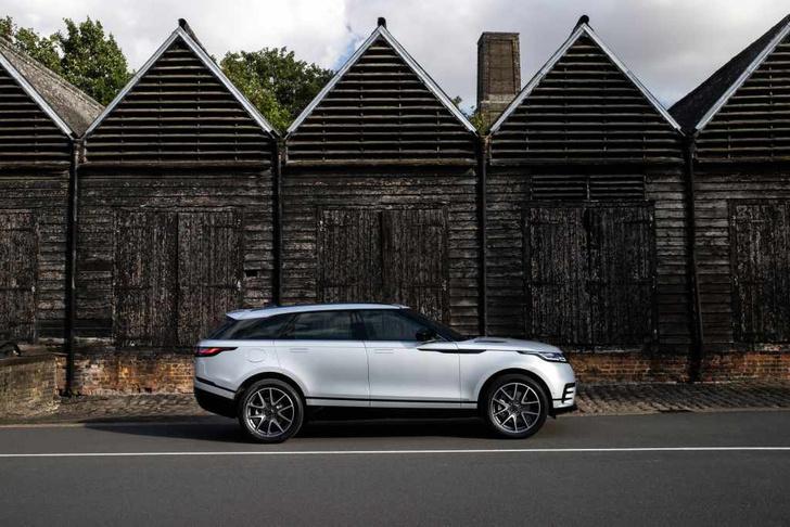 Фото №5 - Range Rover Velar— скрытая угроза