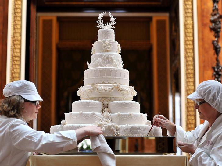 Фото №4 - Пир будущего короля: чем угощали гостей на свадьбе Уильяма и Кейт