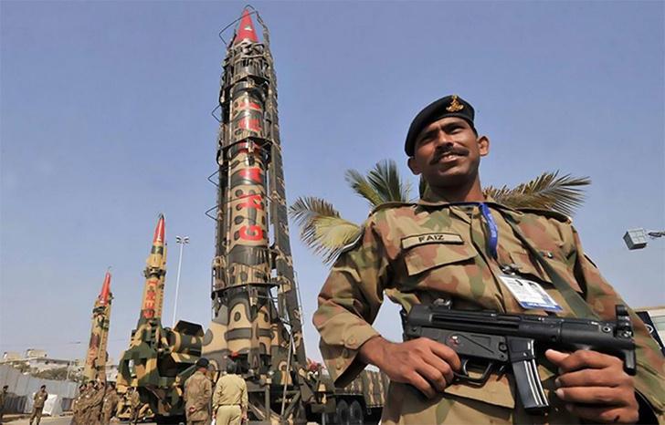 Фото №1 - Как один-единственный человек весь Пакистан вооружил атомными бомбами