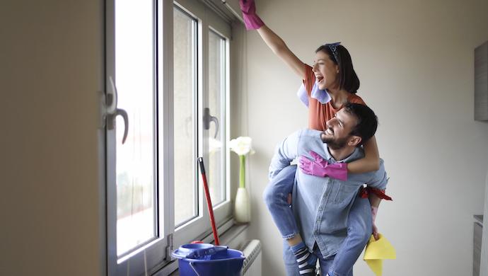 Делим домашние обязанности с партнером: 4 шага