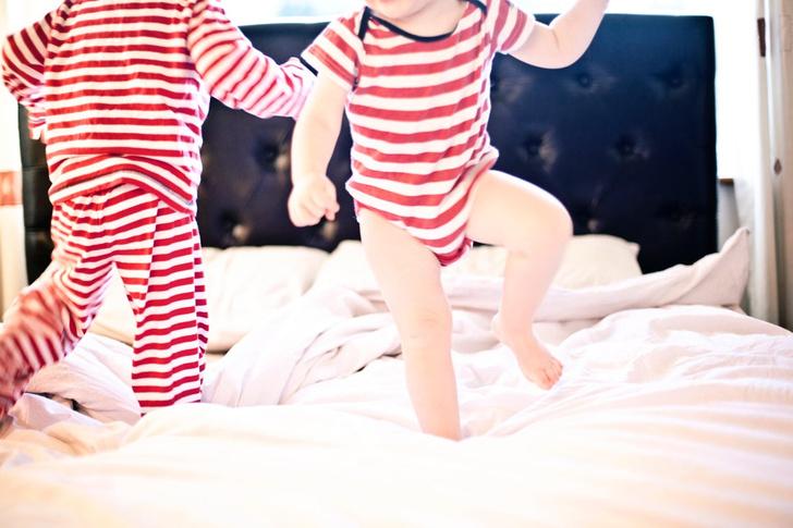 как танцевать с ребенком