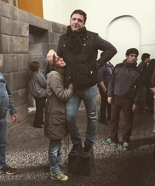 Ксения Собчак и Максим Виторган фото