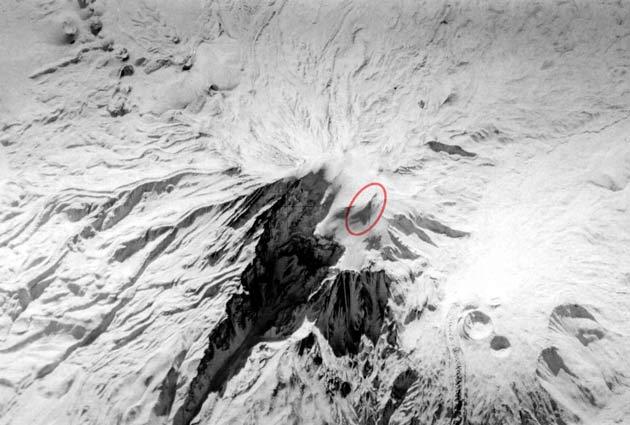 Фото №2 - Что такое Араратская аномалия и почему она волнует и ученых и верующих