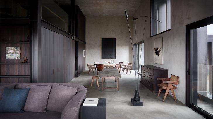Фото №3 - Двухэтажная квартира в здании бывшего завода в Антверпене