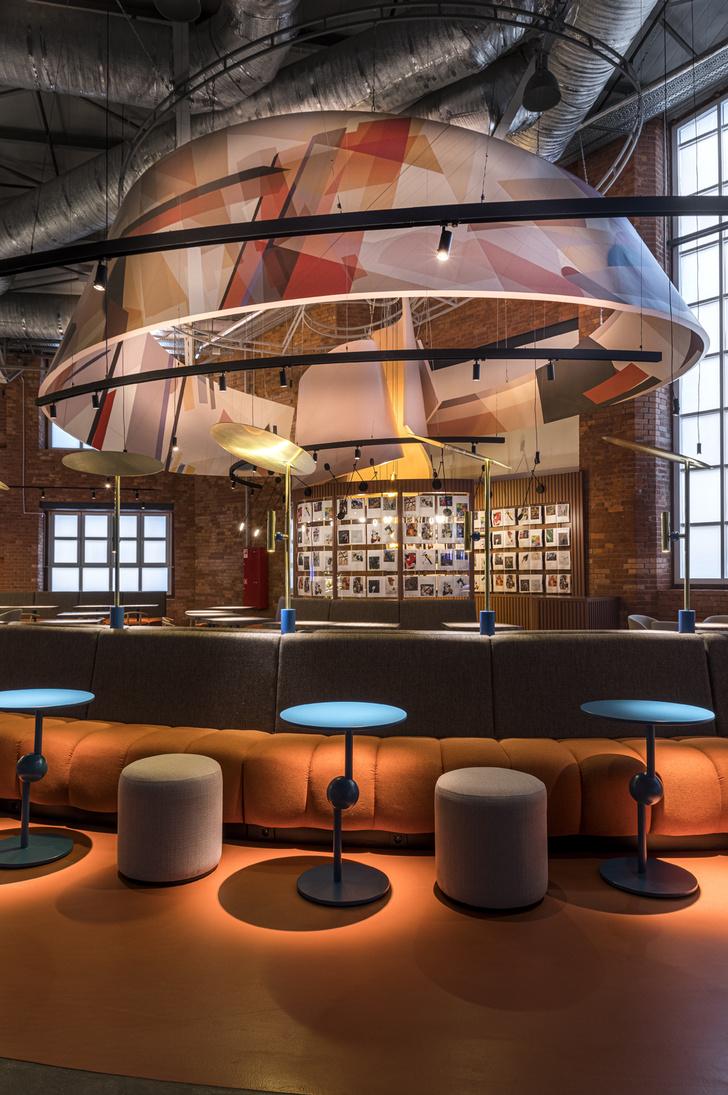 Фото №1 - Кафе «Ришон» в Еврейском музее в Москве