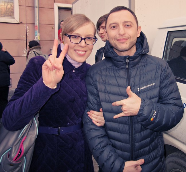 Фото №61 - Фото со звездой: новосибирцы поделились редкими снимками
