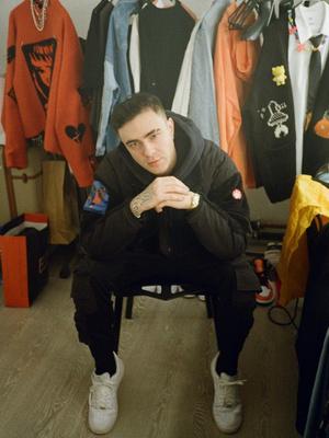 Егор Крид, певец Black Star, фото
